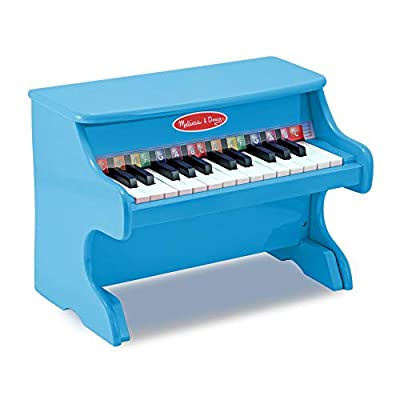 Melissa & Doug Learn-to-Play Piano, Blue