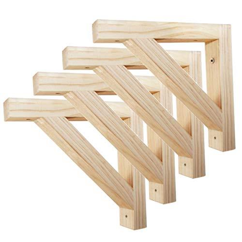 Estanterías De Madera De Pino Para Cocina estanterías de madera  Marca AHWU