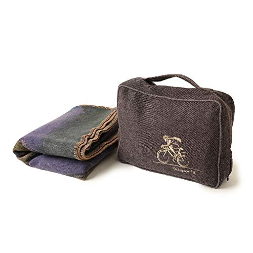 Wolle Gehen Reisedecke Mit Handtaschendecke Kniedecke Für Zuhause Und Reisen