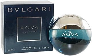 Bvlgari Perfume Aqva Pour Homme by Bvlgari for Men Eau de Toilette 100ml