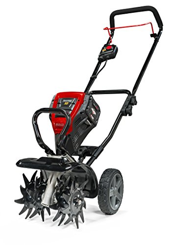 Snapper XD 82V MAX Cordless Electric Cultivator with 10-Inch Tilling Width, Battery and Charger Not...
