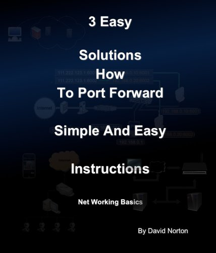 3 Easy Solutions To Port Forwarding Simple And Easy (English Edition)