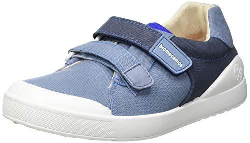 Biomecanics 212230-A, Zapatillas, Vaquero Y Azul Marino (Pique), 29 EU