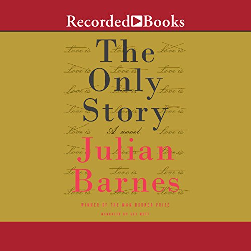 The Only Story audiobook cover art