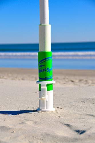 Mike's Spikes Beach Umbrella Anchor