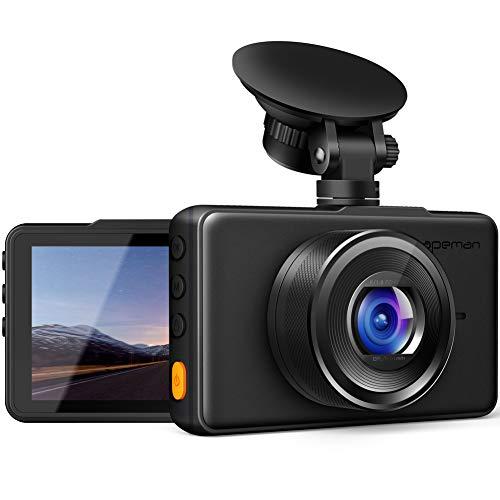 APEMAN Dash Cam 1080P FHD DVR Car Driving Recorder 3...