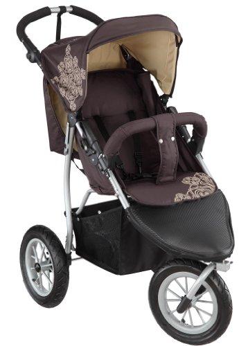 knorr-baby 883960 - Silla de paseo deportiva (cubierta desmontable, cesta),...