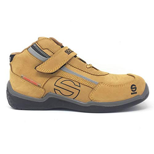 Sparco safety shoes - Safety Shoes Today