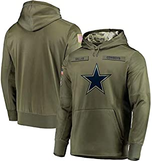Best salute to service cowboys hoodie 2018 Reviews
