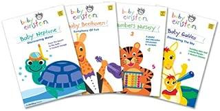 Baby Einstein Gift Pack Volume 3: (Baby Galileo/Baby Neptune/Baby Beethoven/Numbers Nursery)