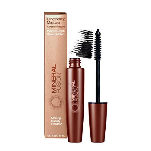 Mineral Fusion Lengthening Mascara, Graphite (Packaging May Vary)
