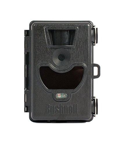 Bushnell Überwachungskamera 6MP WIFI Surveillance Cam Grey Case No-Glow, Schwarz, 119519