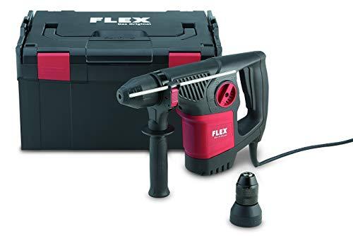 Flex 468029 Martillo perforador Combinado CHE 4-32 R (SDS-Plus, 0-850, Velocidad de ralentí 0-3700 /min, 900 W, 4,8 J)
