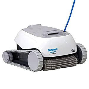 Doheny s saturn powered by dolphin review 2014 easy pool for Automatic pool cleaner reviews 2014