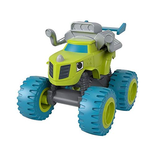 Nickelodeon Blaze and the Monster Machines Vehicle - Zeg