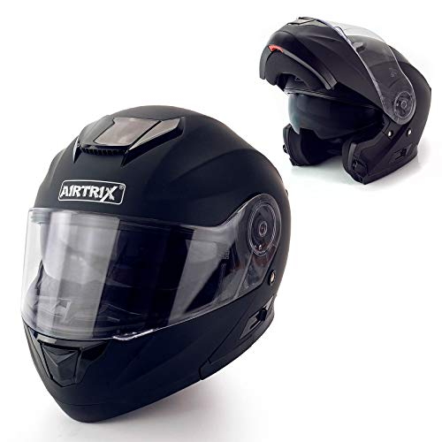 Casco abatible para Motocicleta Airtrix Magic-Star II homologado según ECE R22-05 XS (53-54)