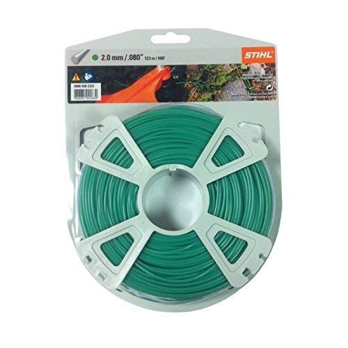 Mountfield Stihl 2mm x 123m/400ft Nylon Grass Trimmer Cord Part No.0000 930 2337
