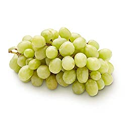 Grape Green Seedless Organic, 1 Bag