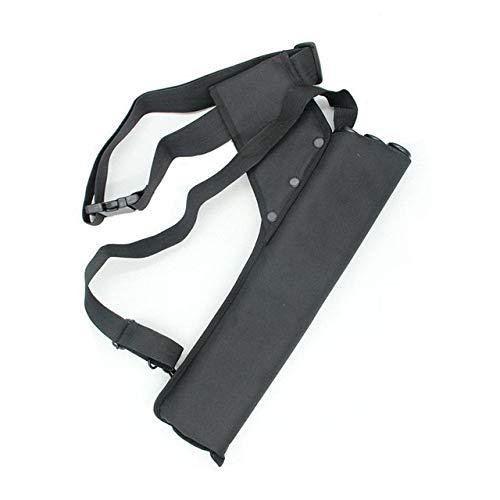 XFB-Tool, Arrow Borsa Longbow Attrezzature for Esterni Sport Accessori Regolabile Balestra Compound (Colore : Nero)