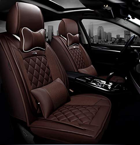SADGE para Audi e-Tron Q7 Hybrid TT Convertible TTS Convertible Juego de Deluxe Fundas para Asientos