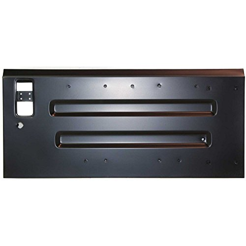 Tailgate compatible with Jeep Wrangler 97-06