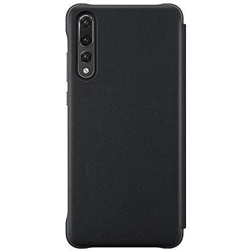 SENDIAYR Funda Smart Flip Case Espejo Ventana Sleep Wake Up Flip Cover para Huawei P20 / P20 Pro