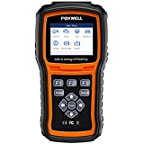 FOXWELL NT630 Plus OBD2 Scanner ABS SRS Code Reader Automotive OBD II SRS Airbag Diagnostic and ABS Brake Bleed Scan Tool