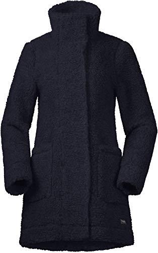 Bergans Oslo Wool Loosefit Veste Femme, Dark Navy Modèle S 2019 Veste Polaire