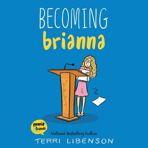 Becoming Brianna  By  cover art