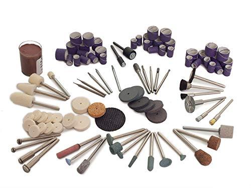 Power Tool Accessories Kit Rotary Tool Kit Foredom 88 Pcs Accessories Kit (10E)