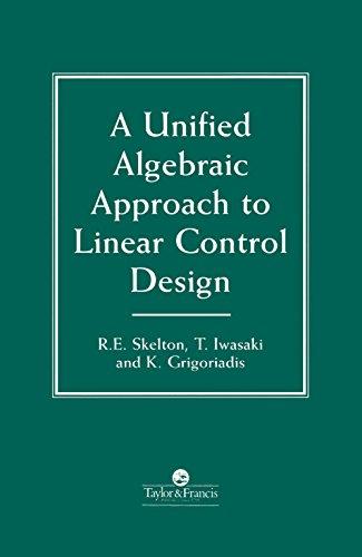 A Unified Algebraic Approach To Control Design (English Edition)