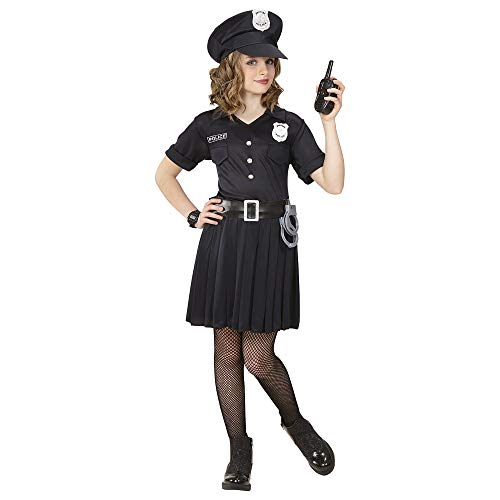 Widmann 11011344 Kinderkostüm Polizistin, 140 cm