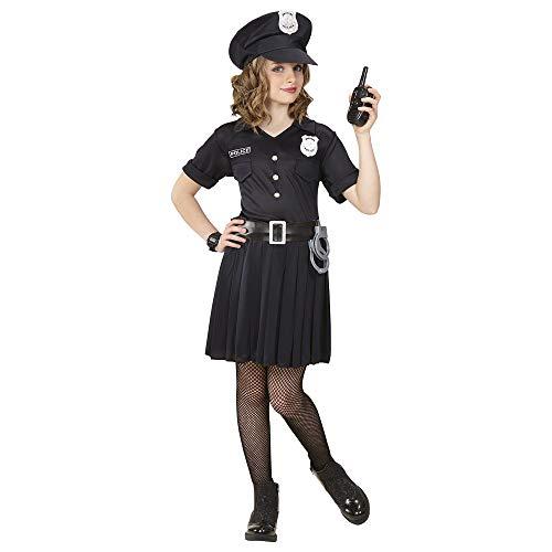 Widmann 65558 Kinderkostüm Polizistin, 158 cm