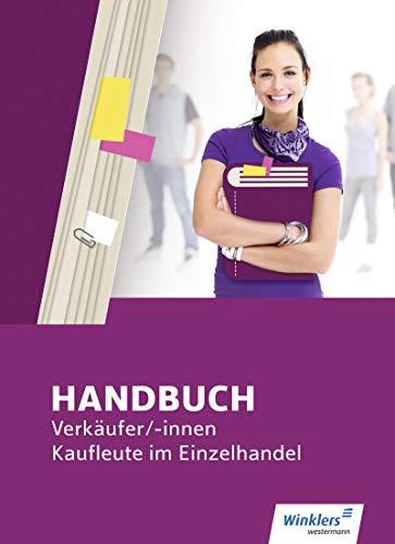 Handbuch Verkäufer / -innen, Kaufleute im Einzelhandel: Schülerband