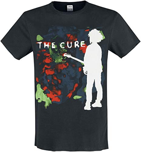 The Cure Amplified Collection - Boys Don't Cry Camiseta Negro S