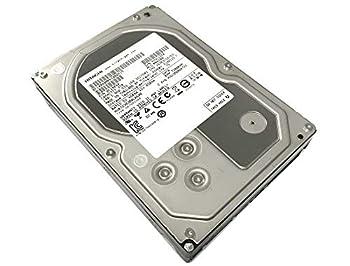 Hitachi Ultrastar 7K3000 3TB 64MB Cache 7200RPM SATA 3.0Gb/s 3.5in Heaty-Duty Internal Hard Drive for Surveillance System RAID NAS PC/MAC  Renewed