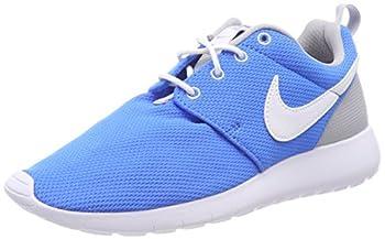 Nike Youth Roshe One  Photo Blue/White/Wolf Grey  6 M US Big Kid