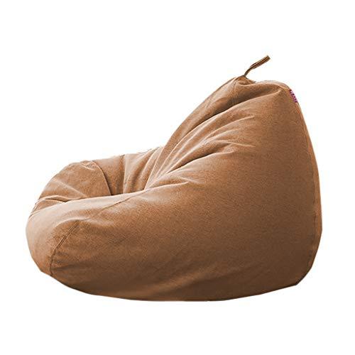 SD Bean Bag Chaise/Sac de Haricots /1 Poches/pour Enfants et Adultes/Grande Fauteuil/Pouf Poire canapé 105 * 120cm