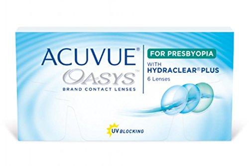 ACUVUE OASYS FOR PRESBYOPIA - Kontaktlinsen - ACUVUE OASYS FOR PRESBYOPIA - Box 6