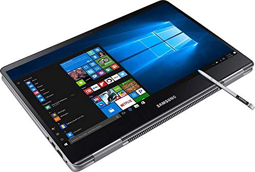 """Samsung Notebook 9 Pro 15"""" Pen 512GB SSD 16GB RAM EXTREME (FAST 8th gen Intel Core i7 Processor with TURBO BOOST to 4.00GHz, 16 GB RAM, 512 GB SSD, 15"""" TOUCHSCREEN, Win 10) PC Laptop Computer NP940X5N"""