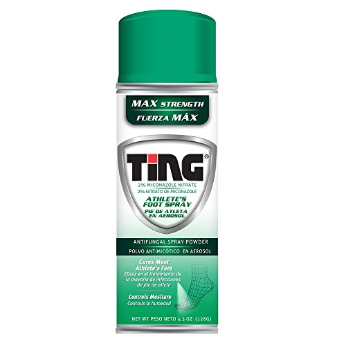 Ting Foot Health Care Spray Powder, 4.5 Ounce Pack of 3