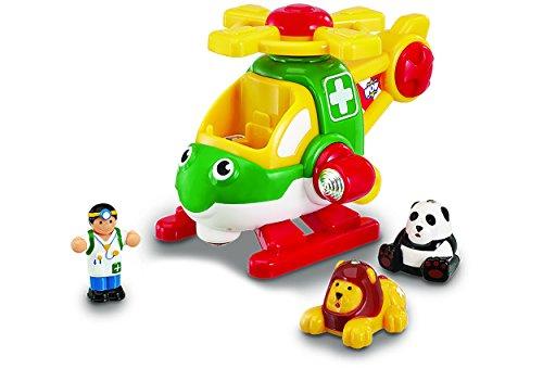 Jumbo Spiele Wow Toys 01014 - Hubi Schraubers Tierrettung