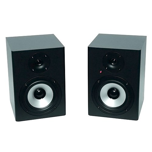 Omnitronic 11036453 PME-5 2x Studio-Monitor