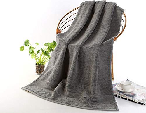 DHFNMG badhanddoek - Katoen strandhanddoek Terry Bath Handdoeken badkamer 70 * 140cm 650g Dikke Solid voor SPA Badbadhanddoeken voor volwassenen