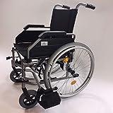 Trendmobil Rollstuhl TMB Faltrollstuhl Transportrollstuhl Reiserollstuhl mit Steckachsensystem Sitzbreite 45 cm - 6