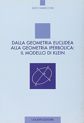 Dalla geometria euclidea alla geometria iperbolica: il modello di Klein