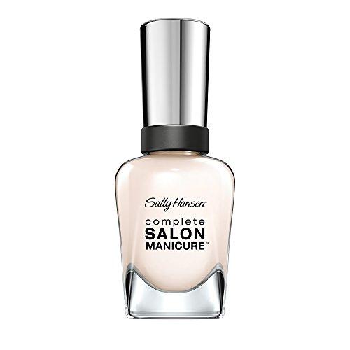Sally Hansen Complete Salon Manicure Nagellack, Farbe 170, Pink Slip, transparent rosa, 1er Pack (1 x 15 ml)