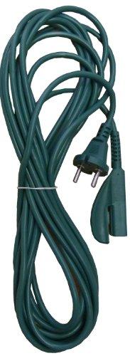 Mister Vac A222 MisterVac Cable para Vorwerk Kobold VK 135, 136, 10 metros, Plastic