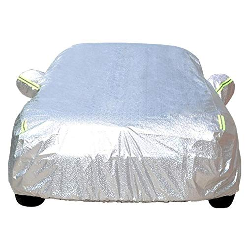 HGE Cubre compatible con el Aston Martin V8 Vantage antigua calle de coches (Color : Silver)