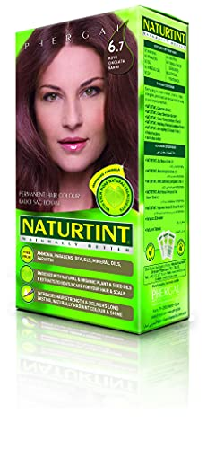 Naturtint Permanent Hair Colour 6.7 Dark Chocolate Blonde 150ml